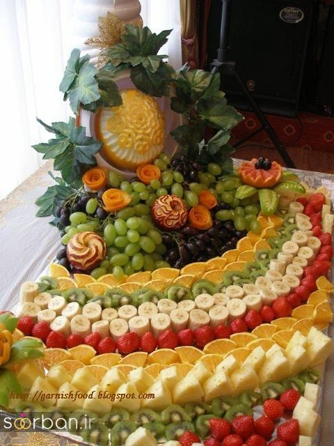 گالری تزیین شب یلدا عروس و میز شب چله-9