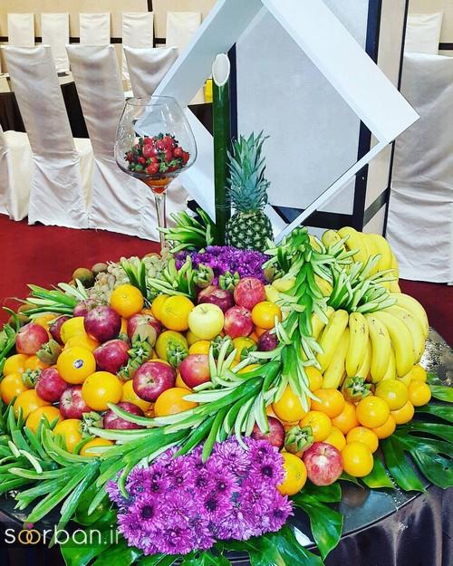 گالری تزیین شب یلدا عروس و میز شب چله-13