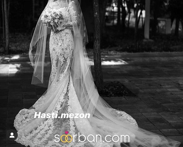 مزون لباس عروس هستی در تهران1