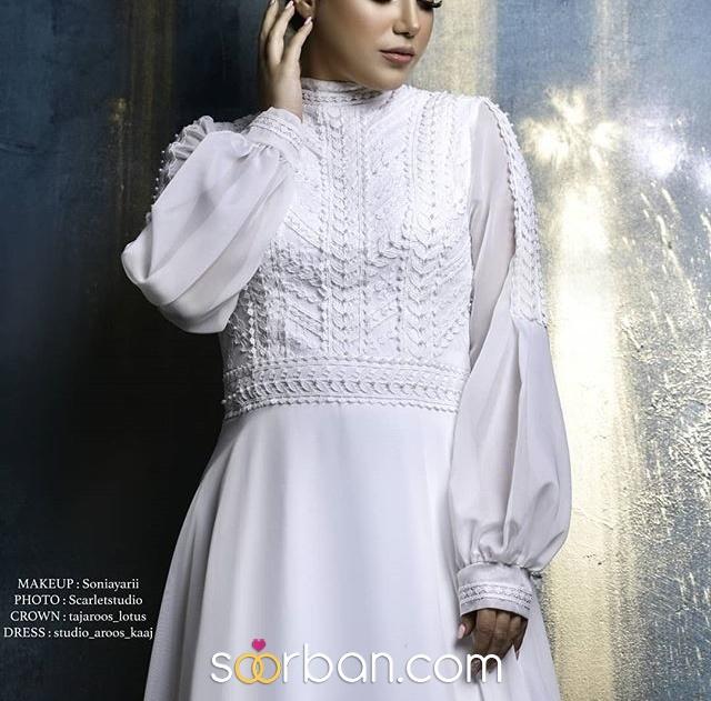 مزون لباس عروس کاج تهران3