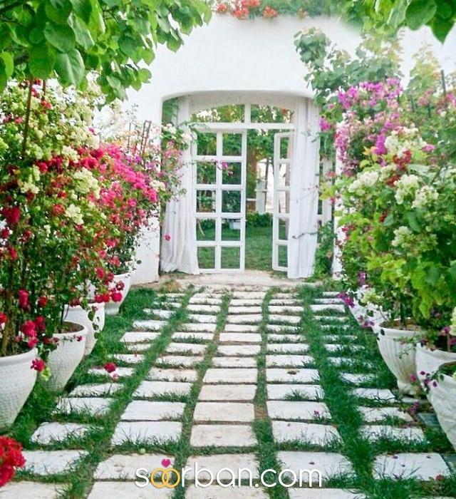 باغ عمارت عروس شهر اصفهان2