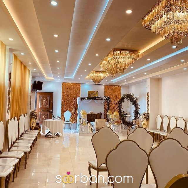 سالن عقد لابوس رامیان گلستان3