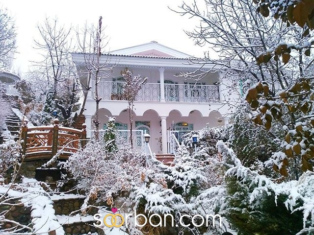 باغ عروس پارادایس تهران0