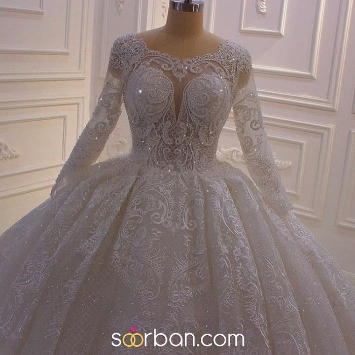 مزون لباس عروس کارولین شیراز3
