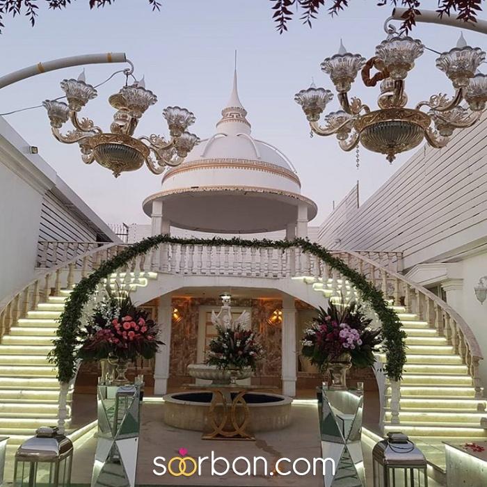 باغ تالار عصر نوین در شرق تهران3
