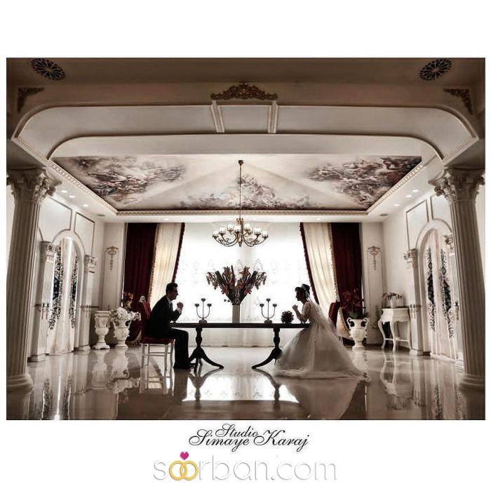 باغ عمارت عروس درخشان ویژه عکاسی در شهریار4