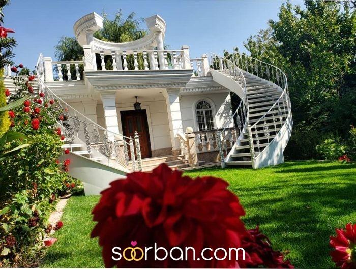 باغ عمارت عروس درخشان ویژه عکاسی در شهریار1