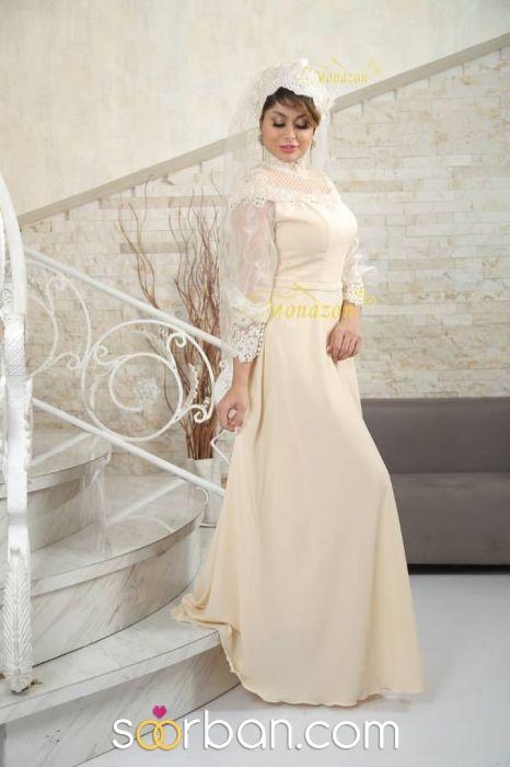مزون لباس فرمالیته و مجلسی و مانتوهای عقد مونازون در تهران12