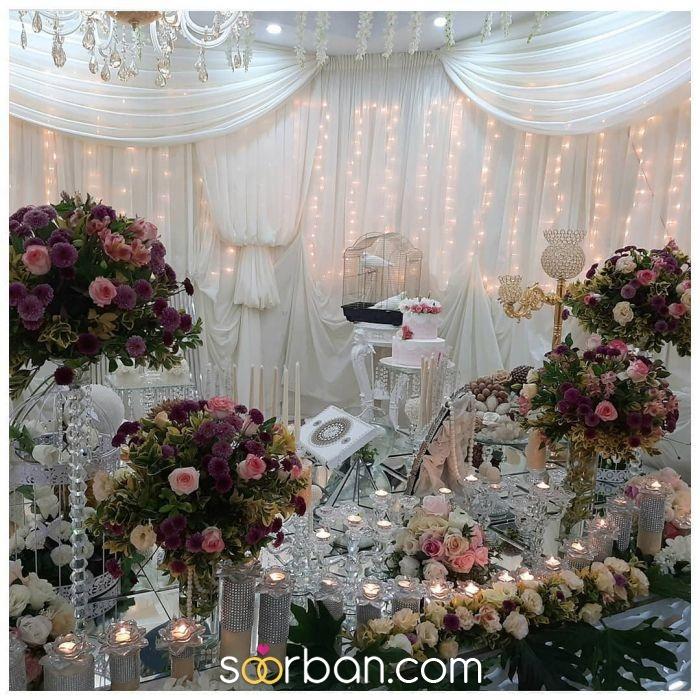 سالن عقد و دفتر ازدواج اسپرلوس در غرب تهران2