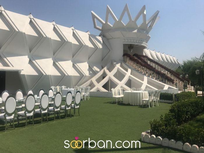 سالن عقد و دفتر ازدواج اسپرلوس در غرب تهران6