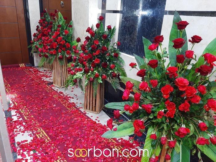 سالن عقد و دفتر ازدواج اسپرلوس در غرب تهران3
