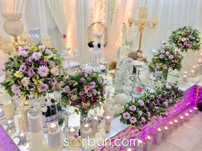 سالن عقد و دفتر ازدواج اسپرلوس در غرب تهران9