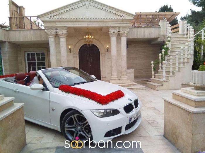 اجاره ماشین عروس بهاران تهران1
