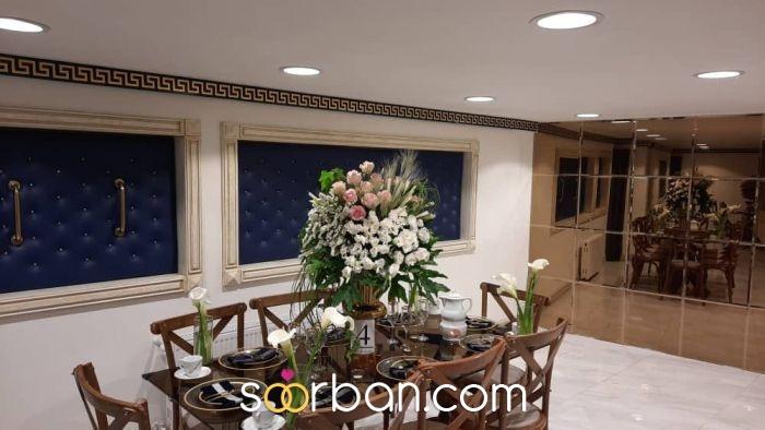 سالن عقد لکسون زعفرانیه تهران4
