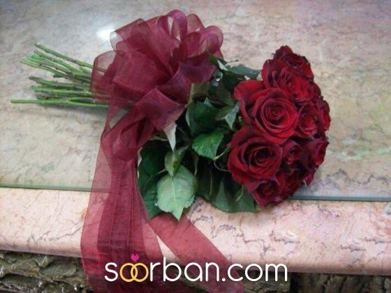 انواع دسته گل عروس قم1