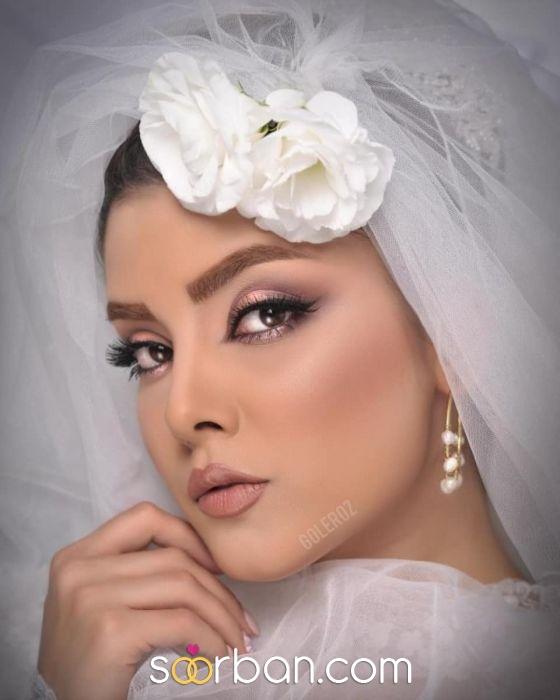 سالن آرایش عروس گل رز تهران4
