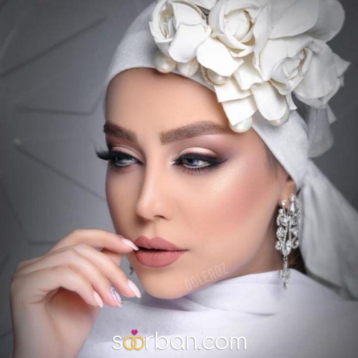 سالن آرایش عروس گل رز تهران1