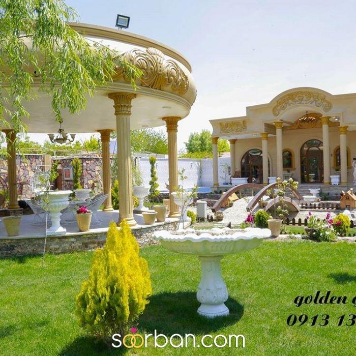 باغ عمارت عکاسی بهمنش اصفهان1