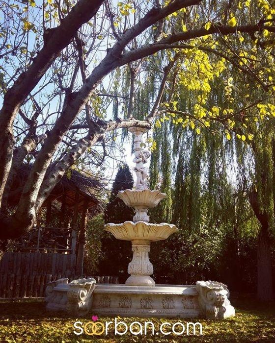 باغ عمارت نارلی شهریار1