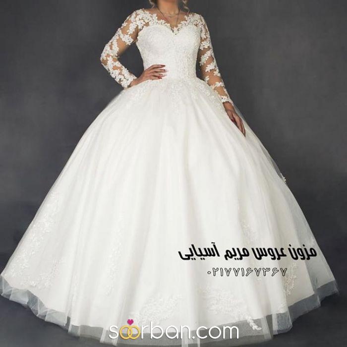 مزون لباس عروس در شرق تهران2