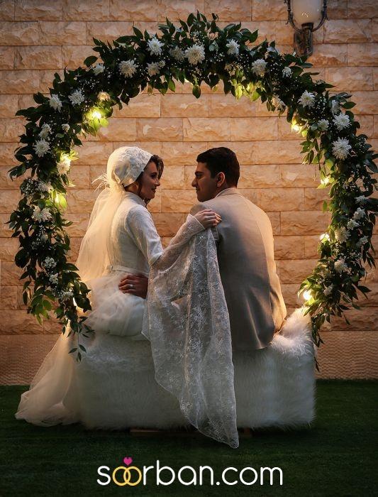 سالن عقد و ازدواج فلوریا قم0
