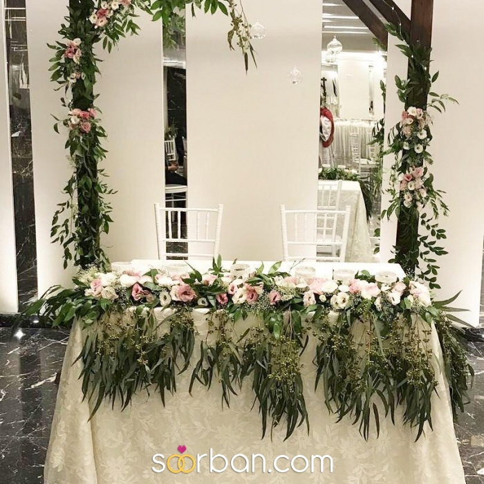 گل آرایی عروسی و دسته گل عروس در تهران و کرج0