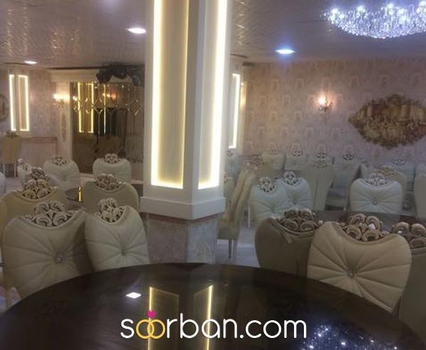 تالار پذیرایی قصر خاتم شیراز1