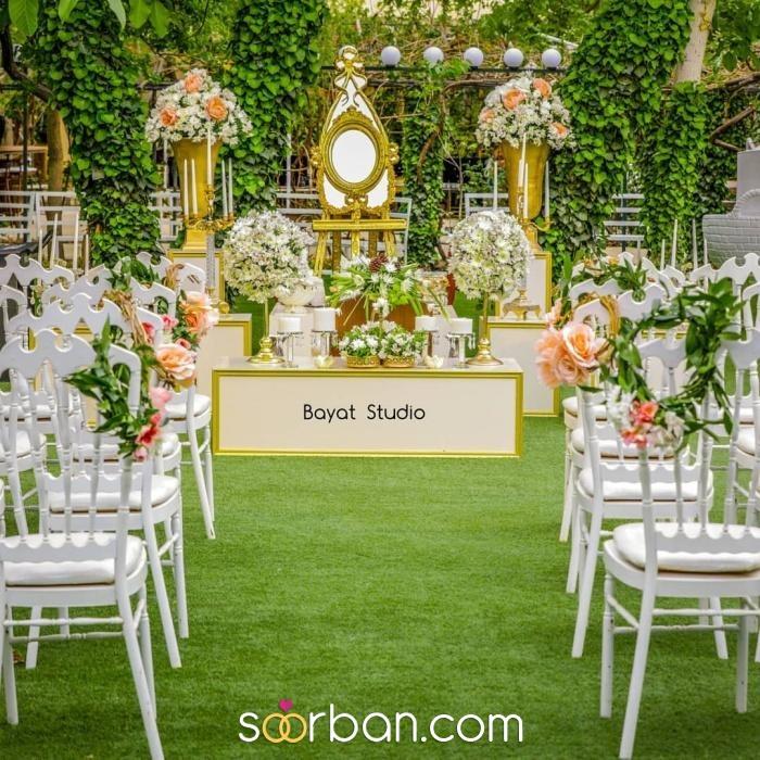 باغ تالار سبز اصفهان1