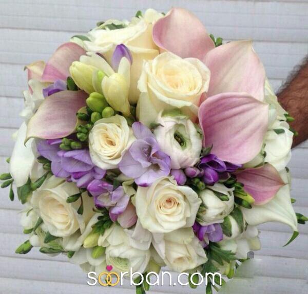 ماشین و دسته گل عروس گل آرایی مشهد1