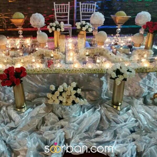 انواع سفره عقد و لباس عروس در شیراز0