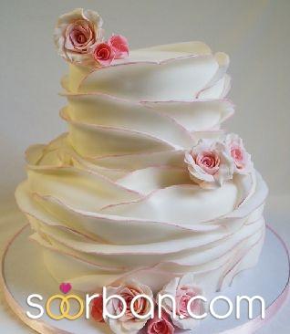 طراحي و اجراي کيکهاي عروسي تورتا مشهد