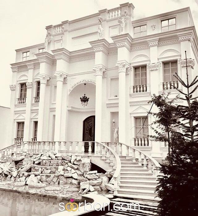 باغ عمارت لوچیا تهران3