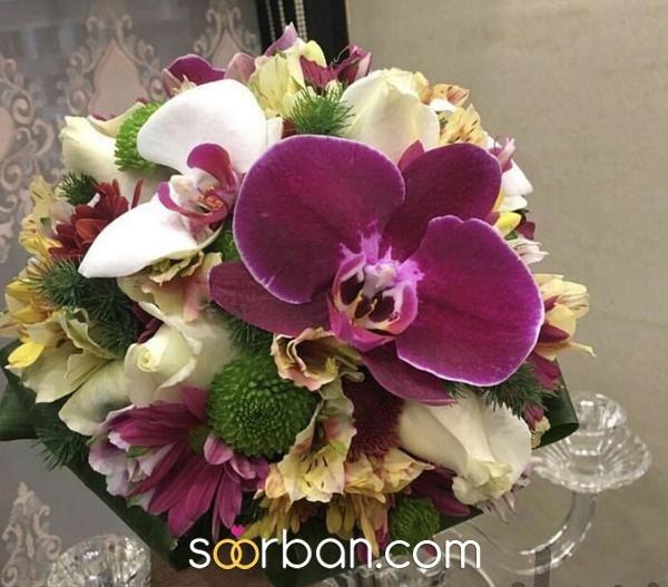 دسته گل و ماشین عروس در تهران2