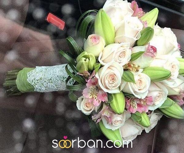 گل آرایى ماشین عروس در تهران2