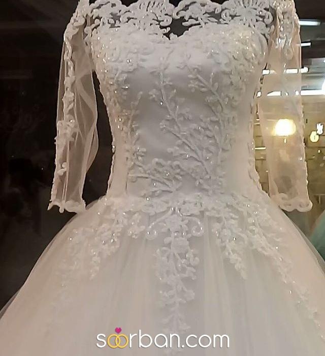 مزون عروس گل سرخ تهران2