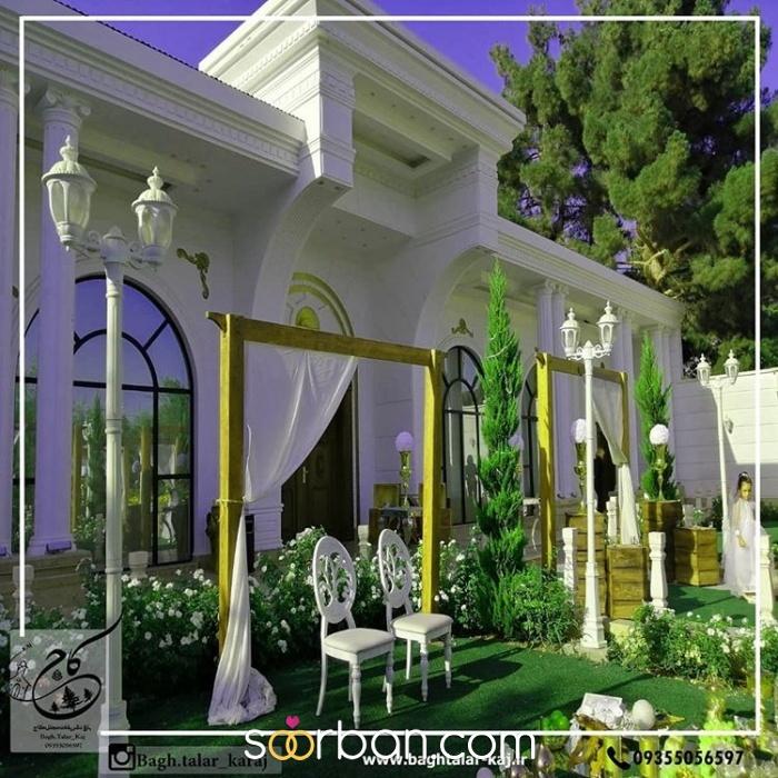 باغ تالار مجلل کاج تهران1