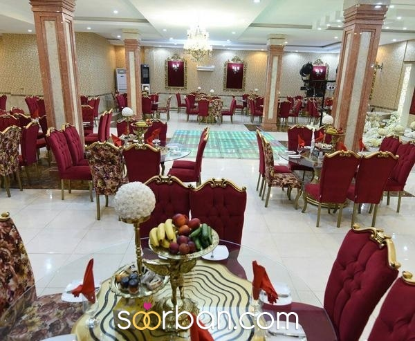 تالار مجلل ماه عسل مشهد2