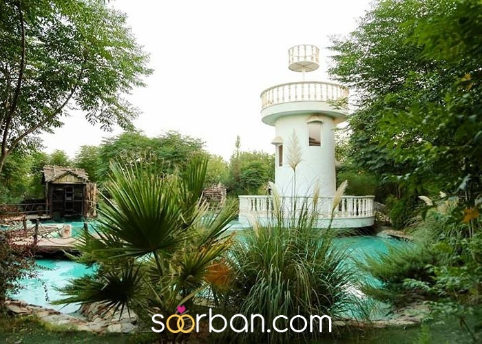 باغ و عمارت گل مریم كاشانك3