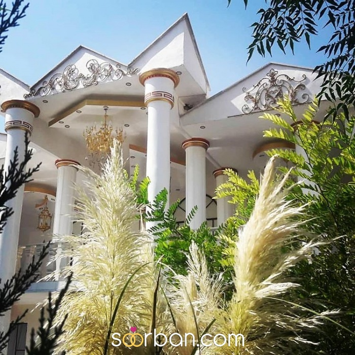 باغ عمارت طلایی ورامین تهران4