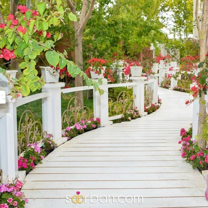 باغ عمارت عروس شهر اصفهان3