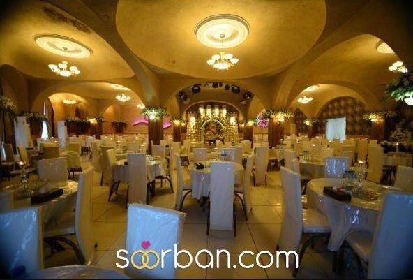 باغ تالار صبا شیراز