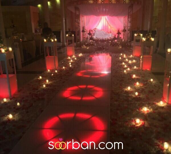 تشریفات و تالار مراسم کاخ پارسه شیراز1