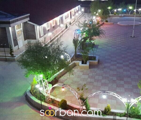 باغ تالار مجالس قصر ماهور شیراز0