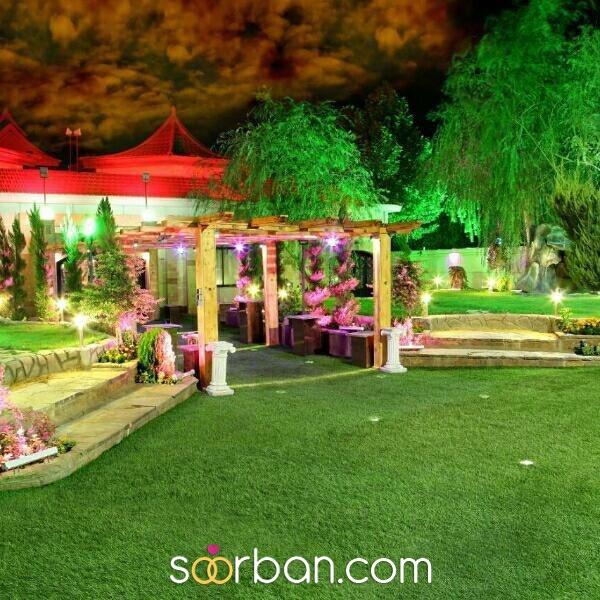 تالار قصر خاطره شیراز
