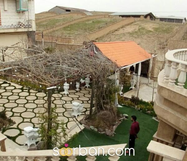 باغ تالار عروسی اراس تهران1