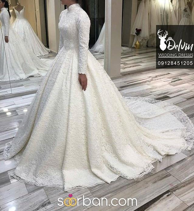 مزون لباس عروس دلوین در تهران2