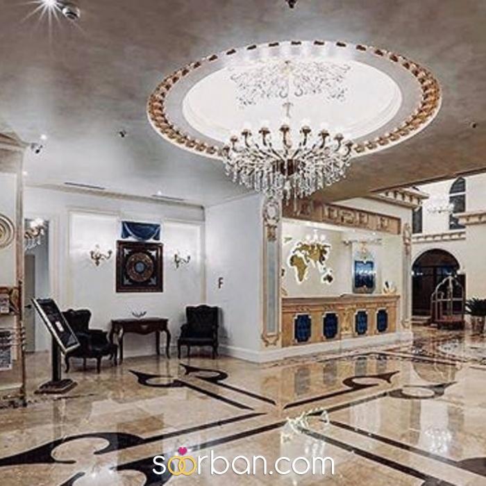 تالار هتل پرشین پلازا تهران1