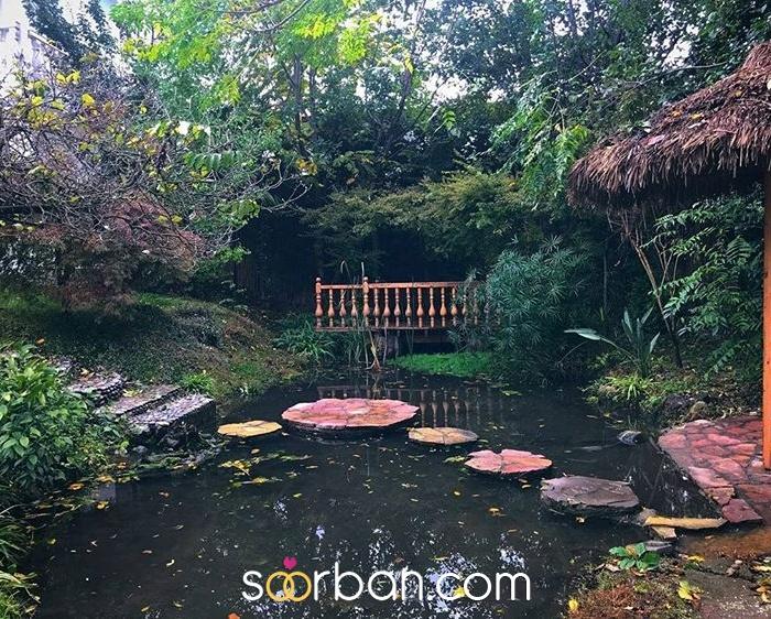 باغ و عمارت مینوسا در تنکابن1