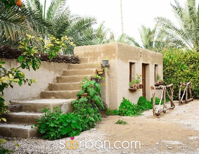 باغ عمارت آینه بوشهر1