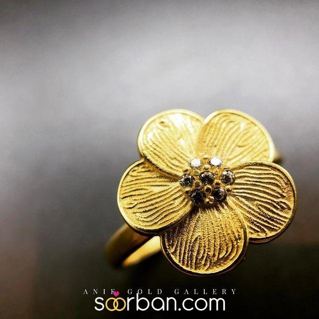 گالری طلا و جواهرات آنیک تهران2